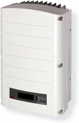 Solaredge solcelleinverter inverter