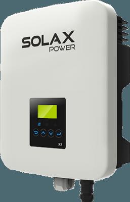 SoloX Power solcelleinverter strømomformer inverter solceller effektiv billig kvalitet