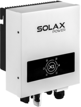 Solax power x1 1-faset inverter