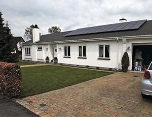 Solcelleanlæg priser til private - Høj ydeevne
