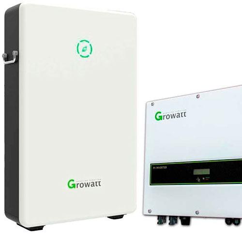 Solcelleanlæg Private med batteri